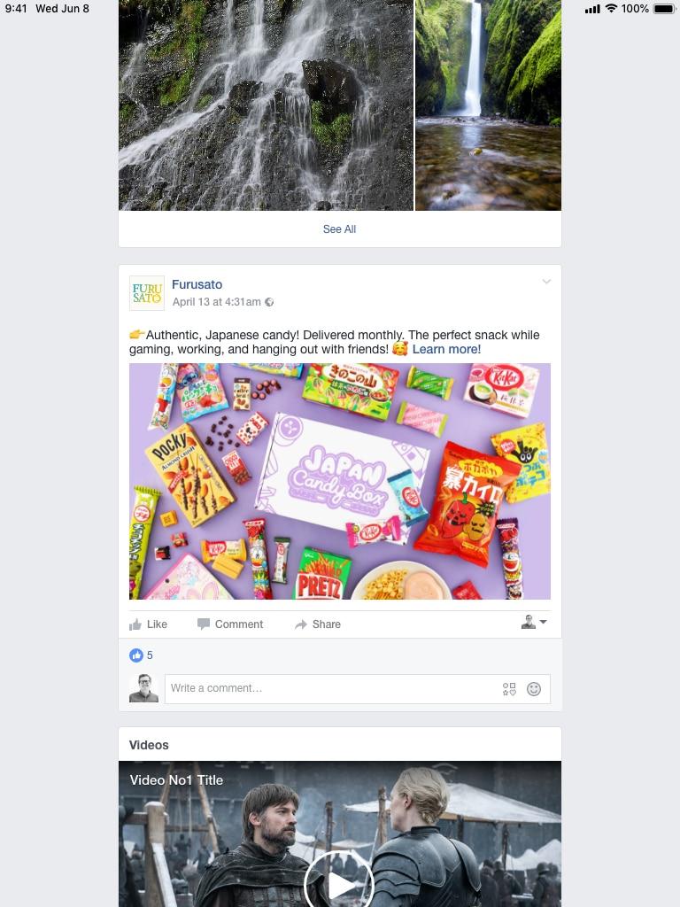 iPad-–-FB-stream