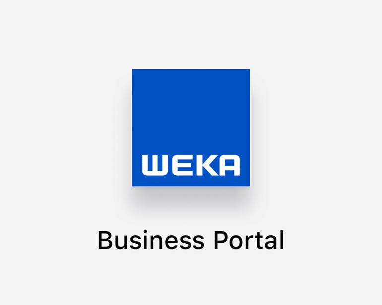 WEKA Pilot Online – UX/UI Design